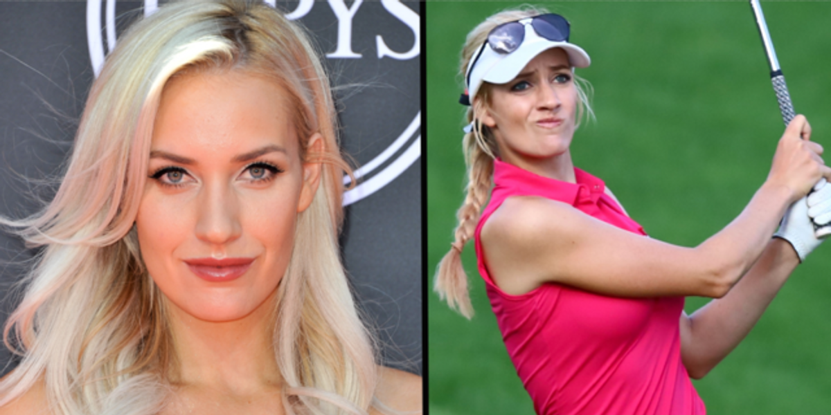 Paige Spiranac Fires Back After 'Disgusting' Response to Masters Tweet