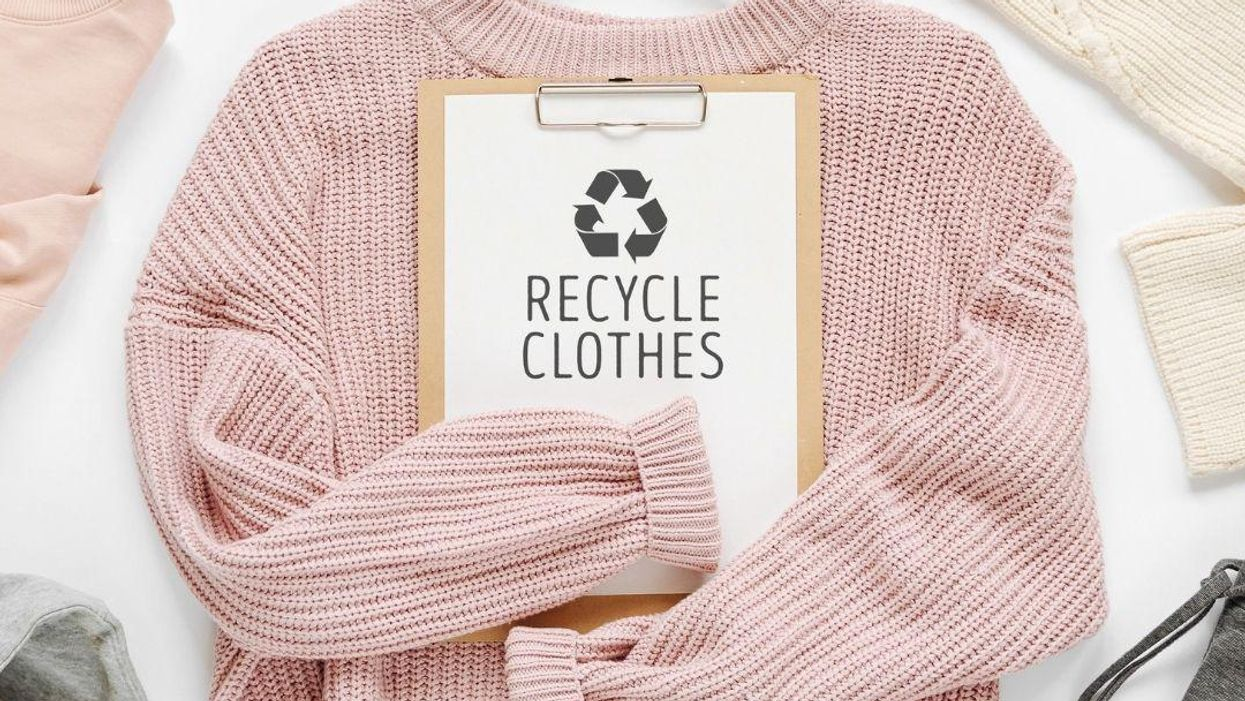 Why It's Important to Recycle Your Clothing