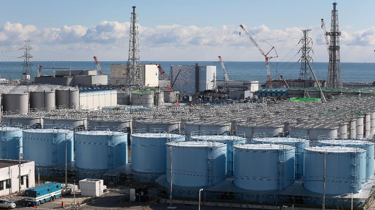 Japan to Release Fukushima Wastewater Into the Pacific