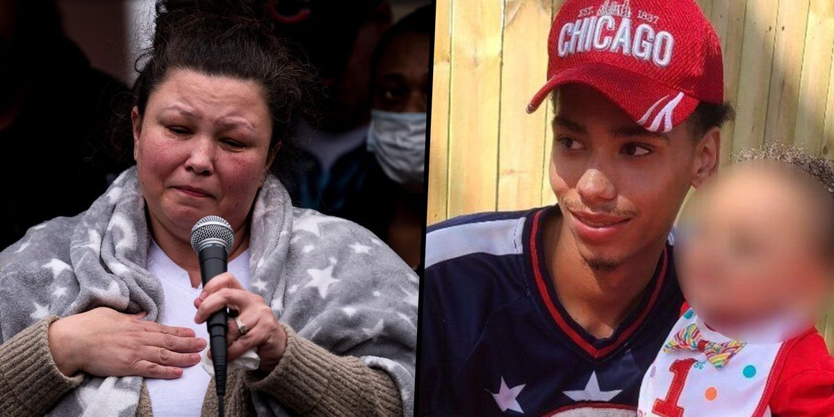 Daunte Wright Was On the Phone With His Mom When He Was Killed By the Police