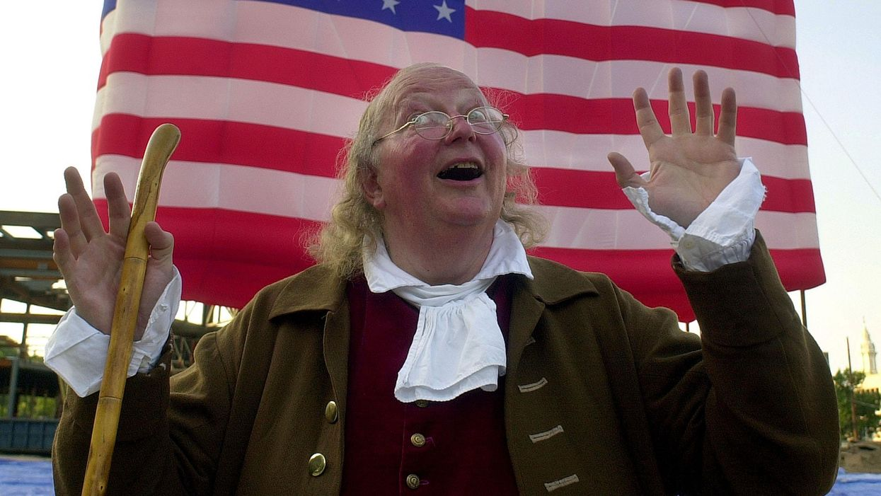 Benjamin Franklin on how to be a nice, likable person