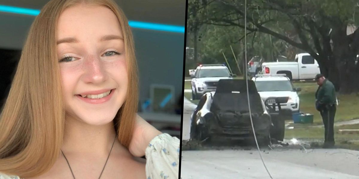 Florida Teen Dies After Being Electrocuted Escaping Burning Vehicle