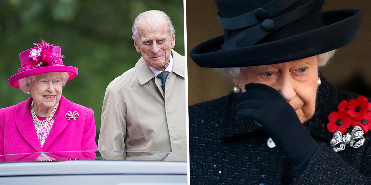 Queen Elizabeth Goes Back to Work Just 4 Days After the Death of Her Husband Prince Philip
