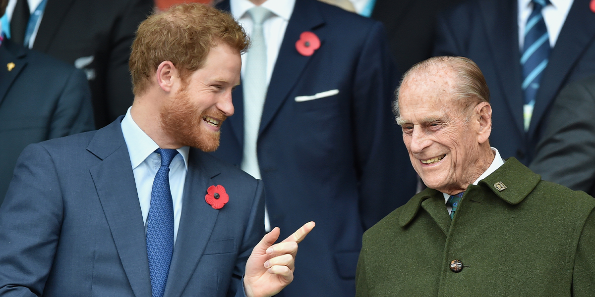 Prince Philip Bears Striking Resemblance to Prince Harry in Unearthed Magazine Photo