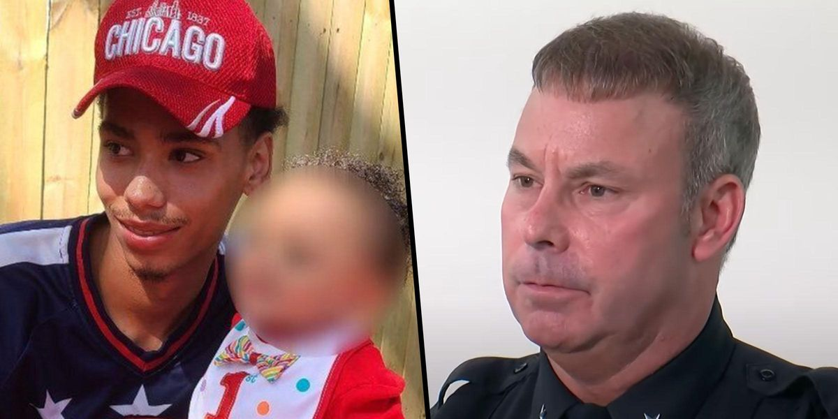 Minnesota Police Chief Resigns After Daunte Wright's Killing