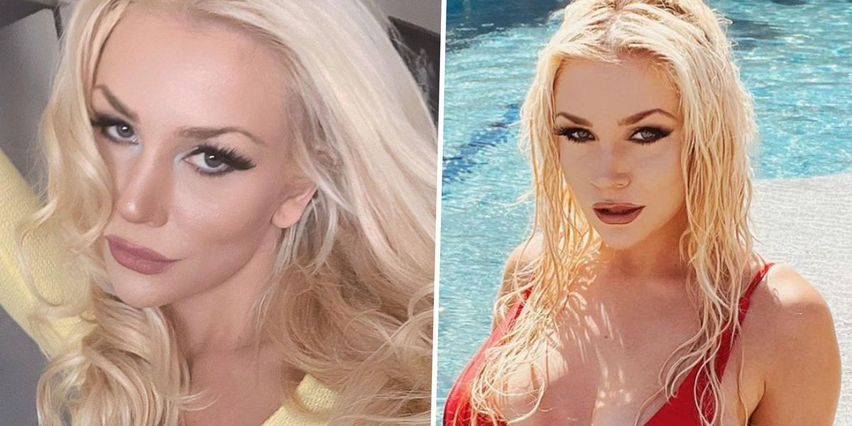 Courtney Stodden Says They Identify As a Non-Binary Person