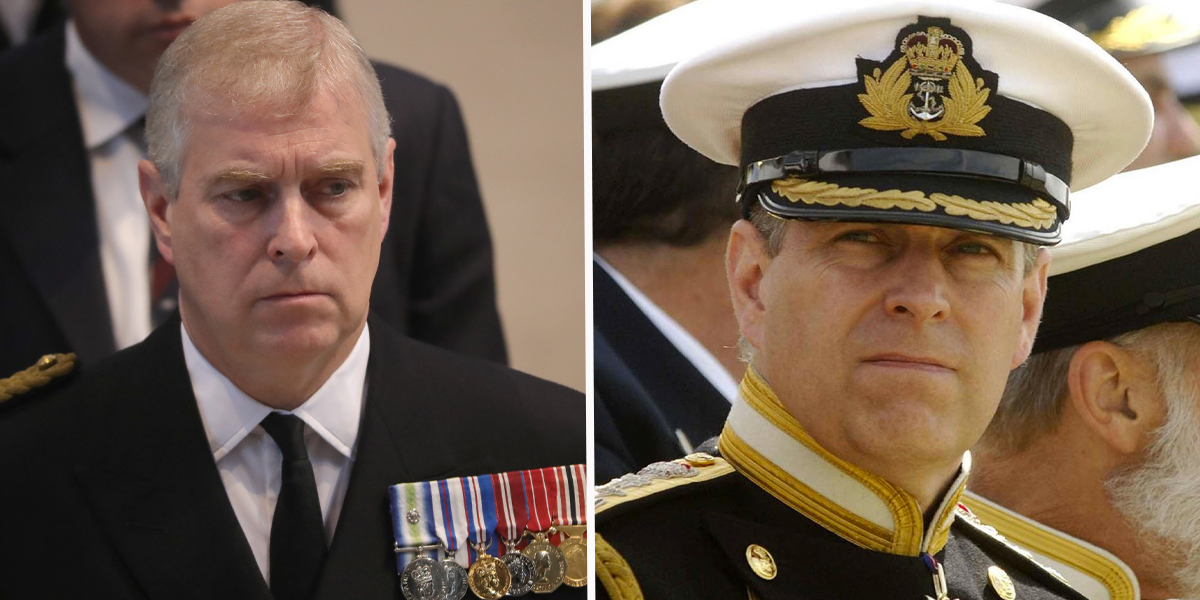 Prince Andrew Has Reportedly 'Requested To Wear His Admiral Uniform' for Prince Philip's Funeral