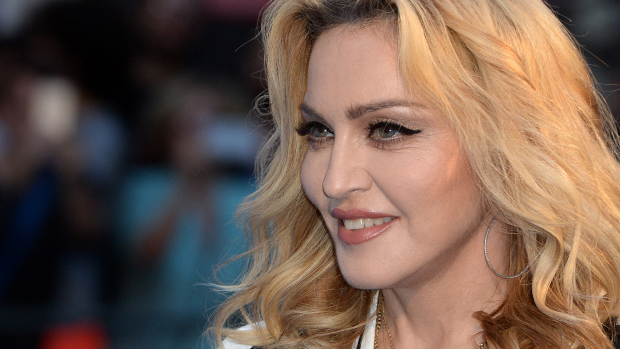 Madonna Claps Back At Troll Literally Named Karen Who Criticized Her Daunte Wright Post