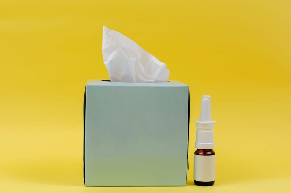 5 Thoughts You Have When Your Allergies Get Bad