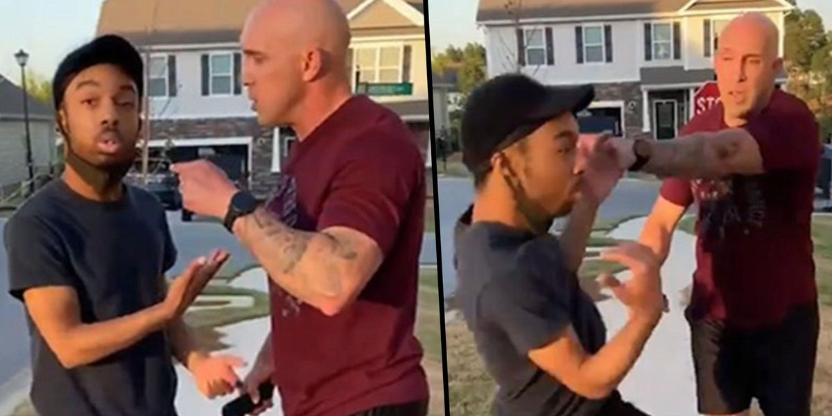 Army Sgt. Arrested For Confronting a Black Man Walking Through Neighborhood