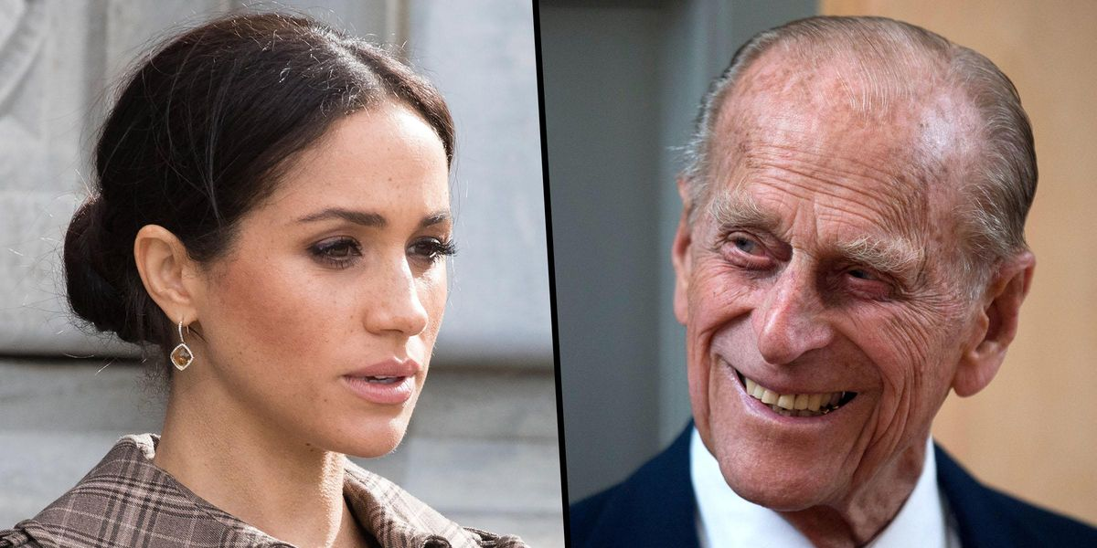 Meghan Markle Reportedly 'Wishes' She Could Attend Prince Philip's Funeral to 'Support' Prince Harry