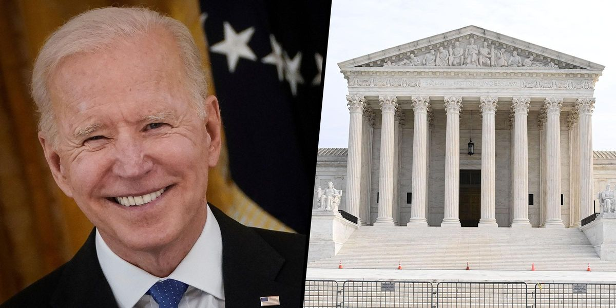 New Bill Would Add 4 Seats to the Supreme Court, Giving Democrats a Majority
