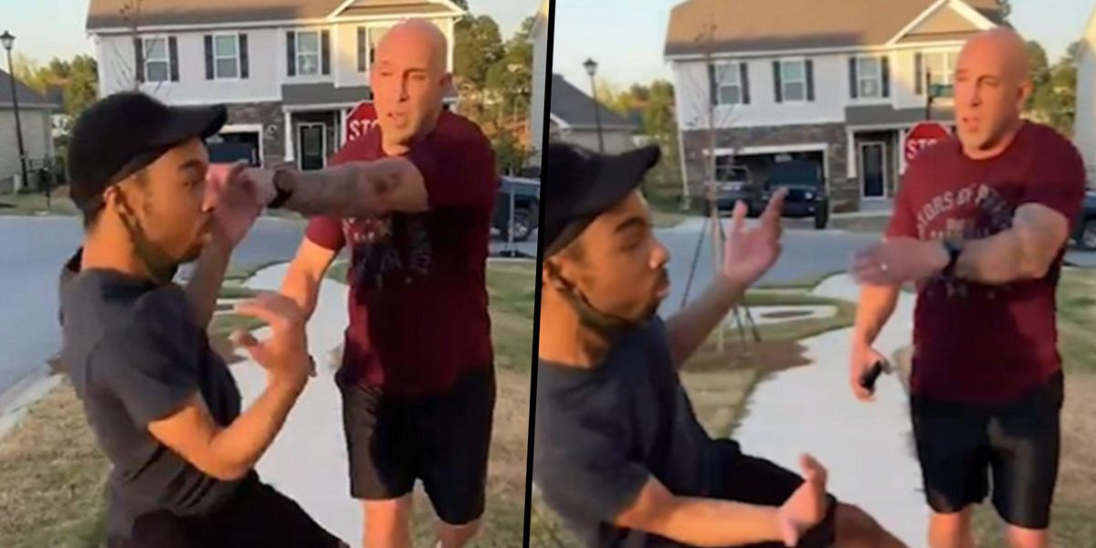 Army Sgt. Charged With Assault After Threatening Black Man Walking Through Neighborhood
