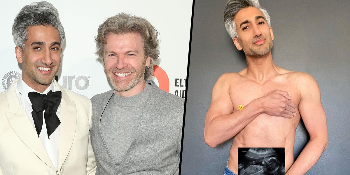 'Queer Eye' Star Tan France Announces He's Expecting His First Child With Husband