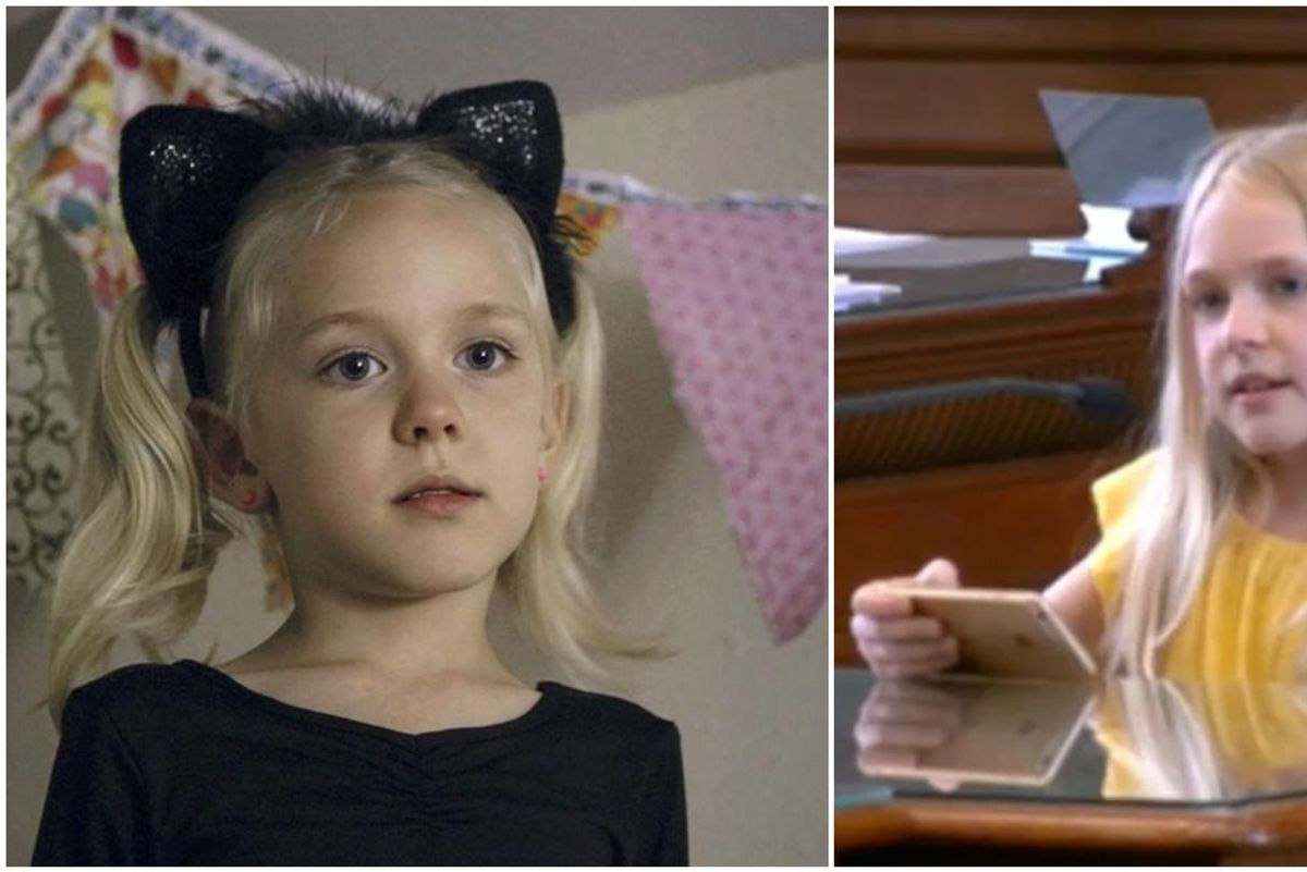 10-year-old trans girl brilliantly calls out Texas lawmakers for attacking her since 'pre-K'