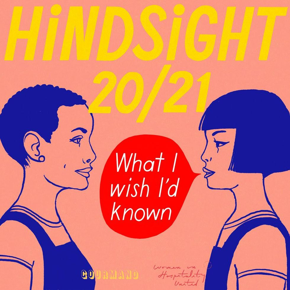 So You Missed Gourmand & Women in Hospitality United's Hindsight 20/21…