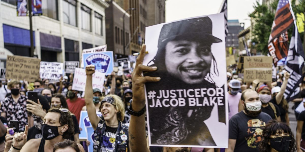 Officer Who Shot Jacob Blake Returns to Duty, Faces No Disciplinary Action