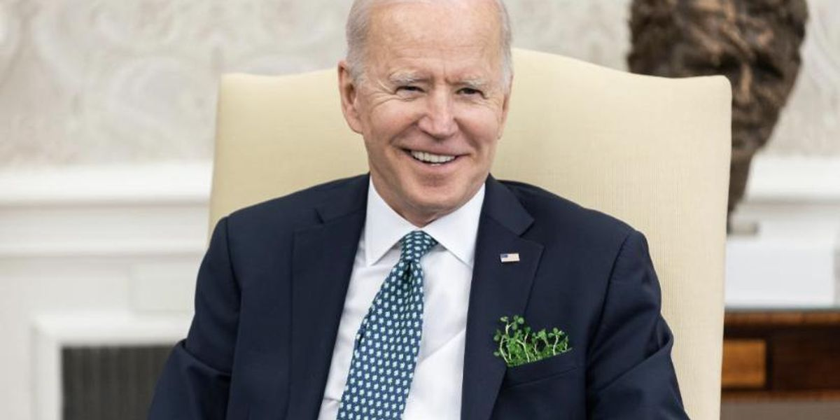 GOP Furious Over Biden's Strong Polling Numbers