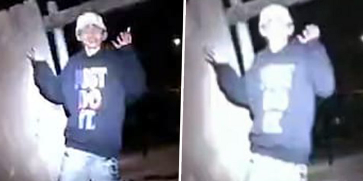 Body Cam Footage Shows 13-Year-Old Raising His Empty Hands Before Being Fatally Shot by Cop