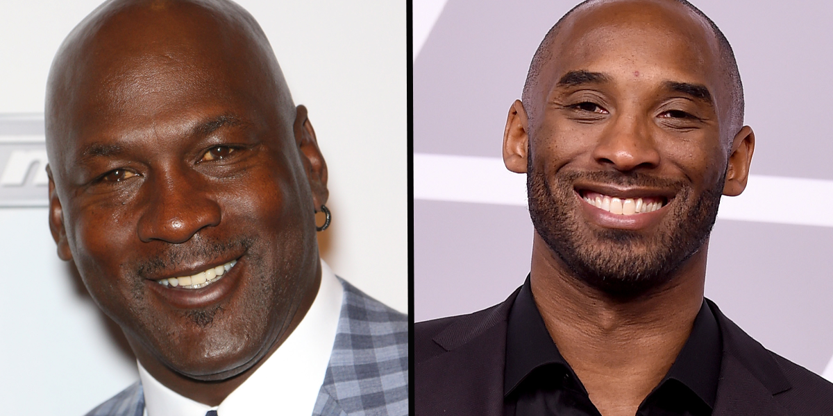 Michael Jordan to Present Kobe Bryant Hall of Fame Induction Ceremony in May