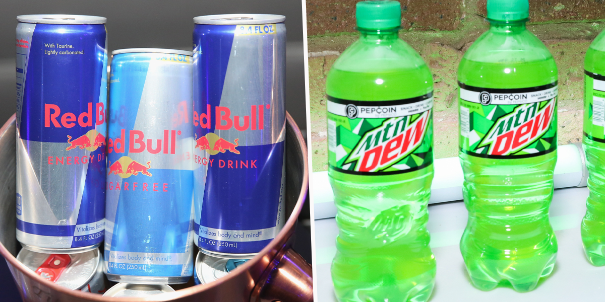 Man Left Fighting For His Life After Energy Drink Addiction Led to Heart Failure