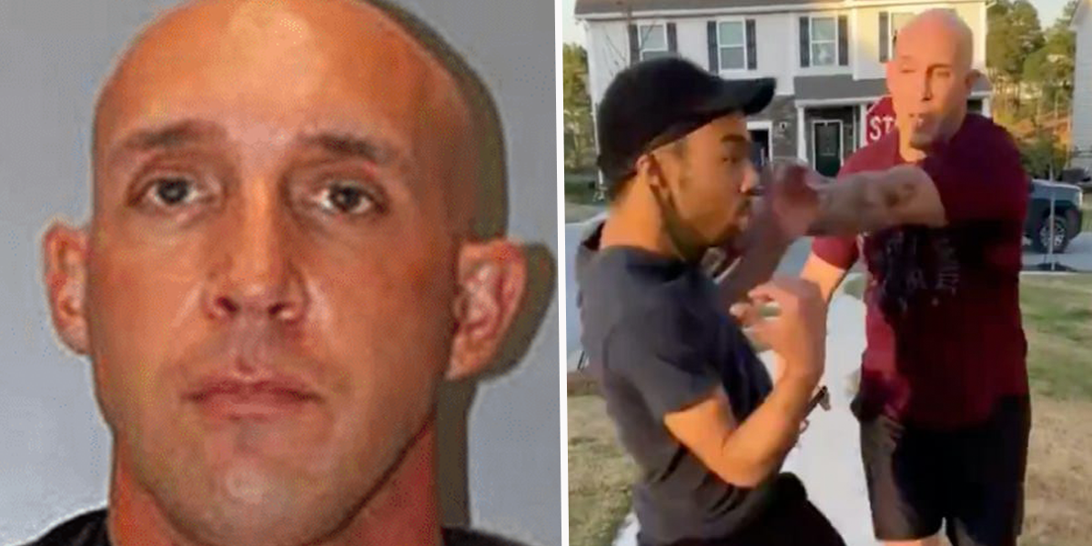 Army Sgt. Suspended After Being Charged With Assaulting Black Man for 'Being In Wrong Neighbourhood'