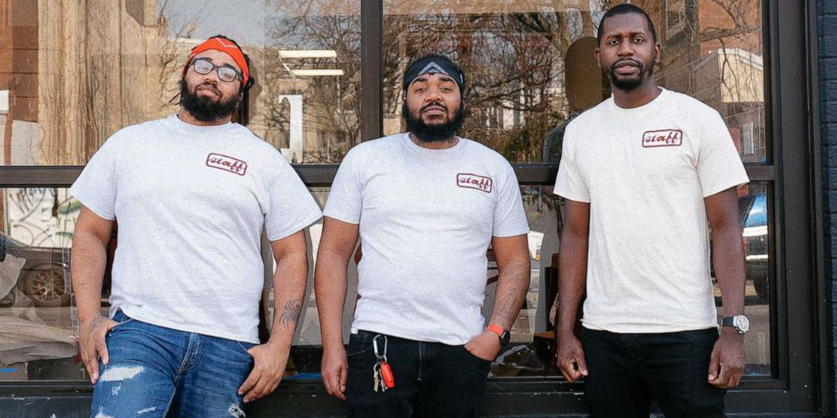 Childhood Friends Open Restaurant That Only Employs Formerly Incarcerated People