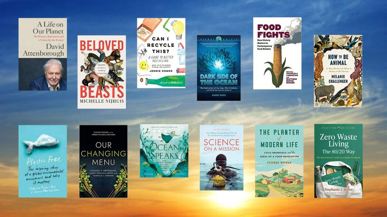 12 Books on Healing Our Connection With the Planet for Earth Day