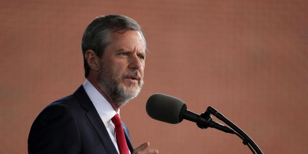 Liberty University sues disgraced former President Jerry Falwell Jr. for more than $10 million