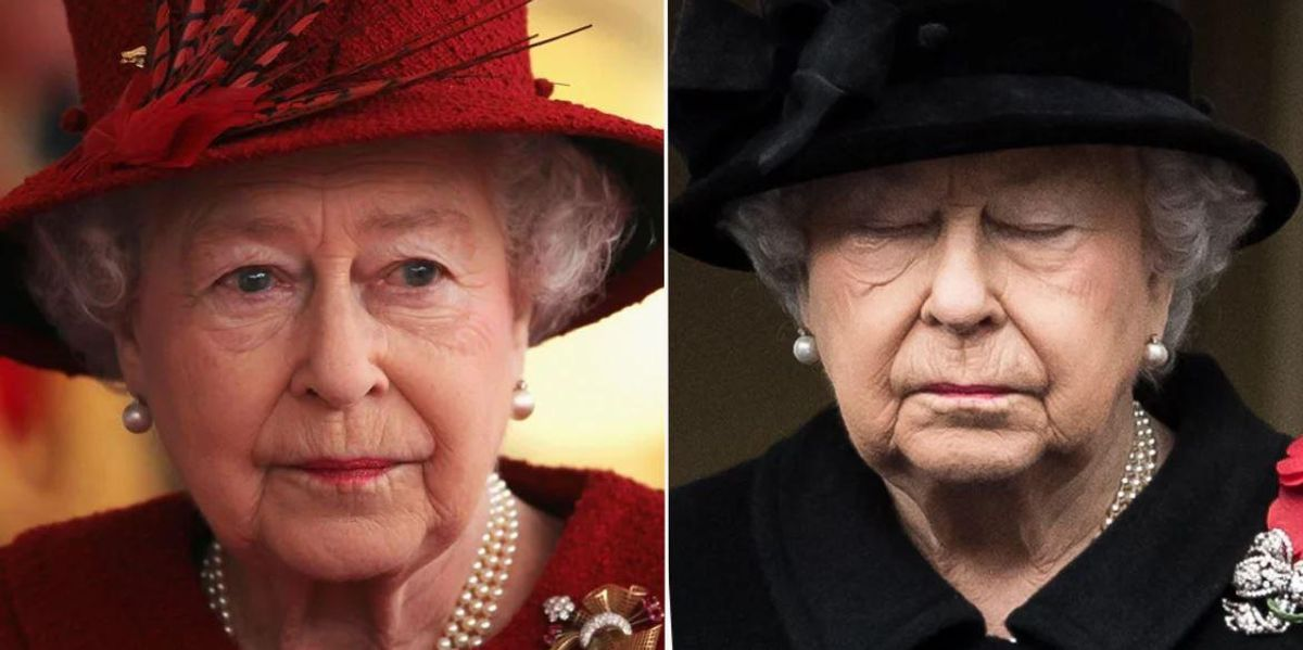 First Heartbreaking Photo of The Queen Since Philip's Death