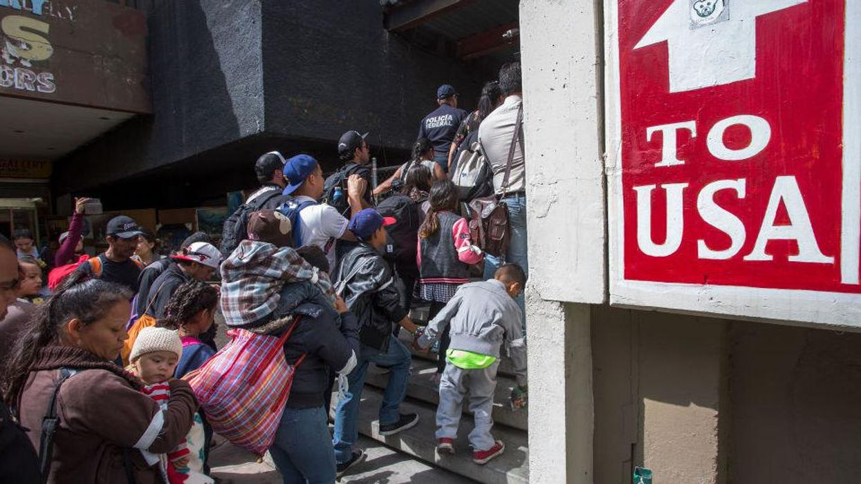 Report: Eight-fold increase of migrants released into US by Biden admin expected within two months