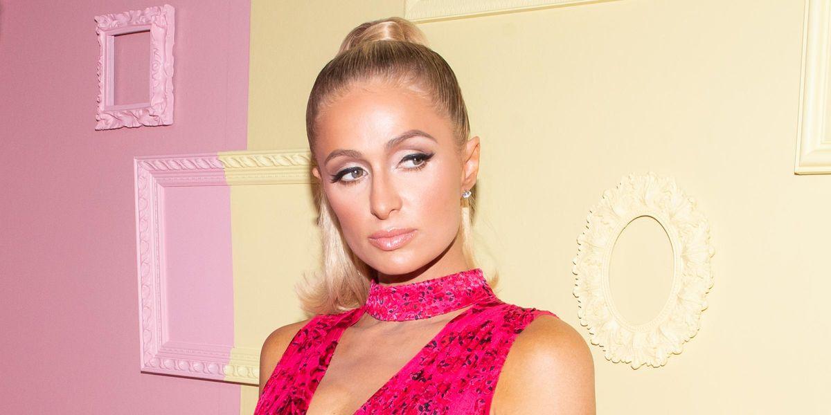 Paris Hilton Talks About PTSD After 2004 Sex Tape