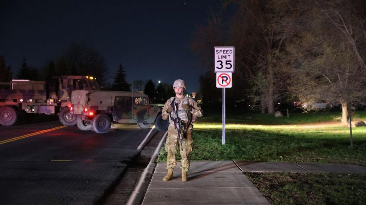 Minnesota National Guard soldiers injured in drive-by shooting attack in Minneapolis