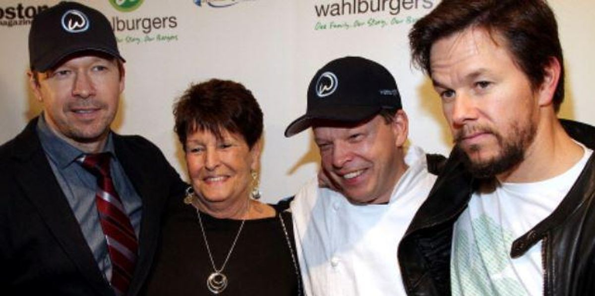 Mark and Donnie Wahlberg's Mother Alma Has Died