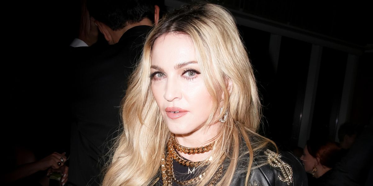 Madonna Wants a 'New Vaccination'