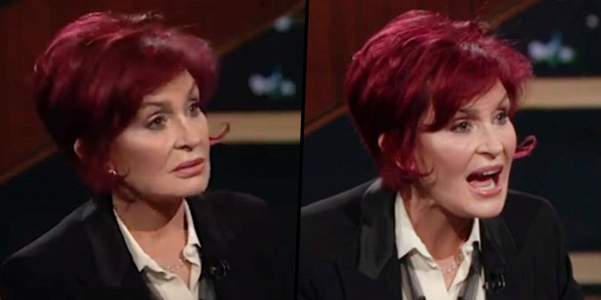 Sharon Osbourne Says She Will Not Tolerate Being Called Racist