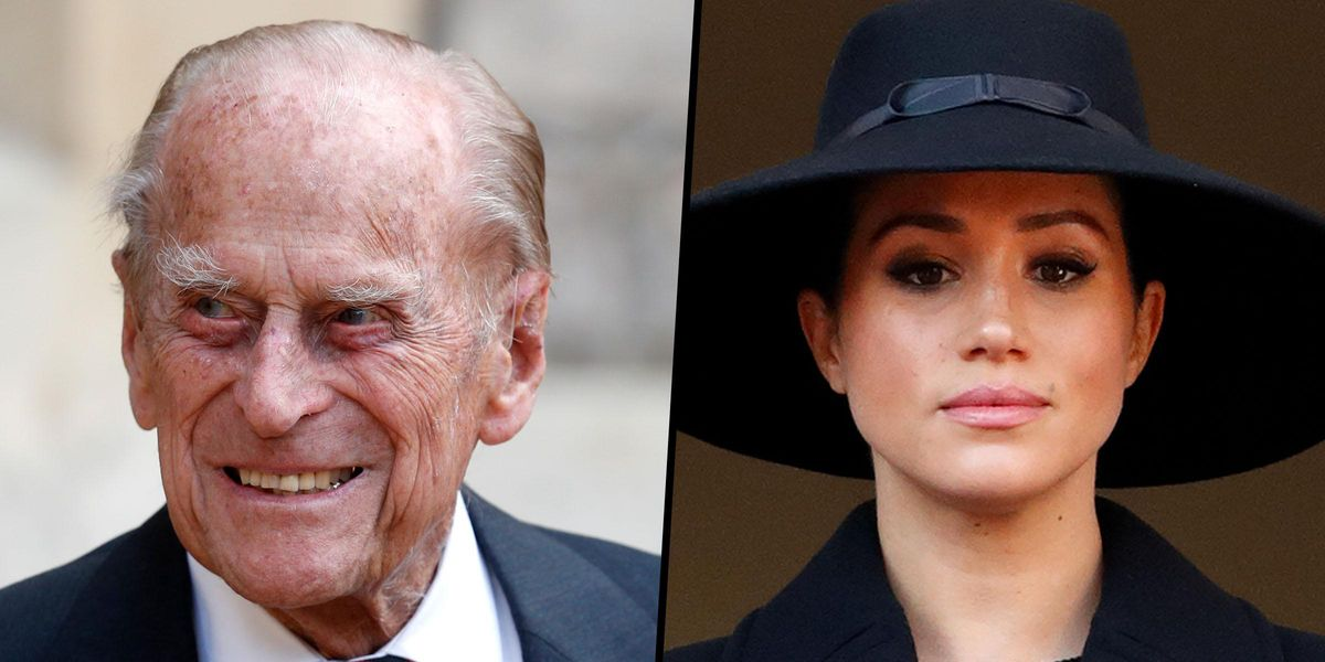 Meghan Markle 'Also Grieving Loss of a Family Member' as She Was 'Close' to Philip