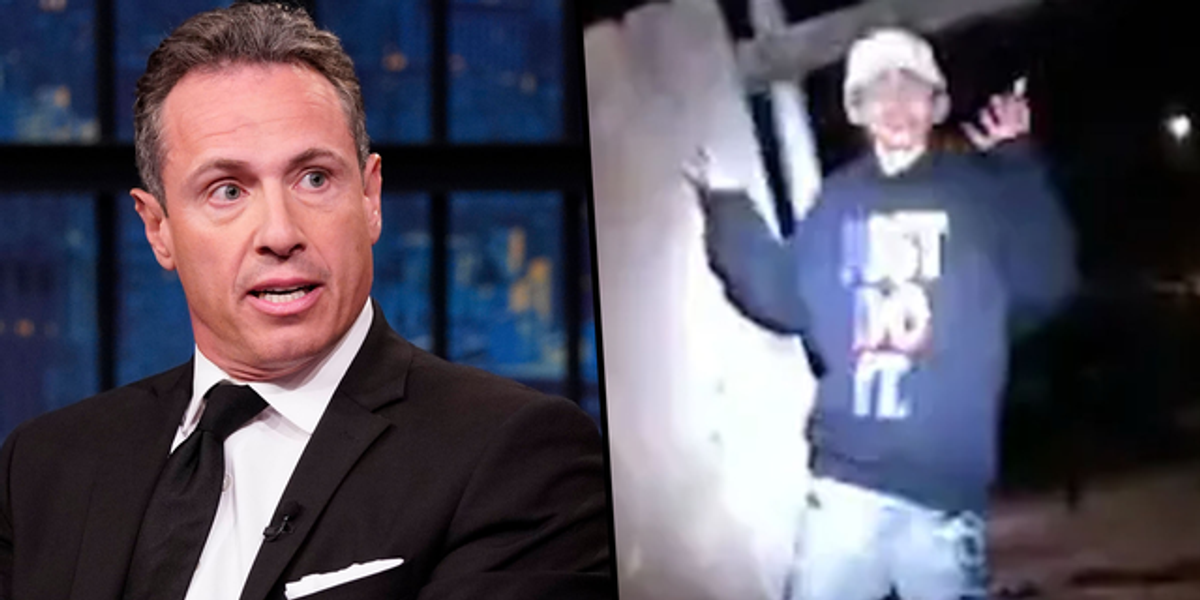 Police Will Only Reform When 'White People's Kids Start Getting Killed', Says Chris Cuomo