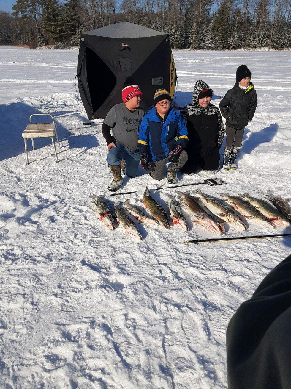 tribal fishing