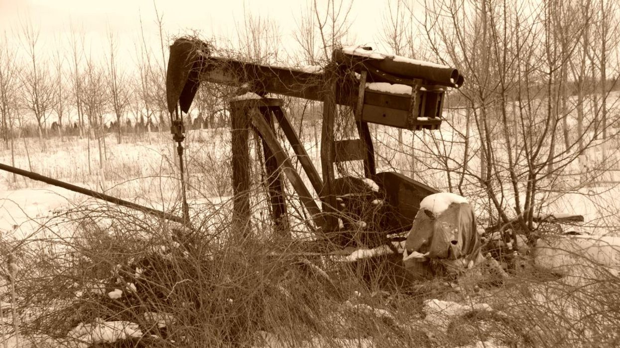 Fixing Abandoned Oil and Gas Wells Could Provide Jobs in Central Appalachia, New Report Finds