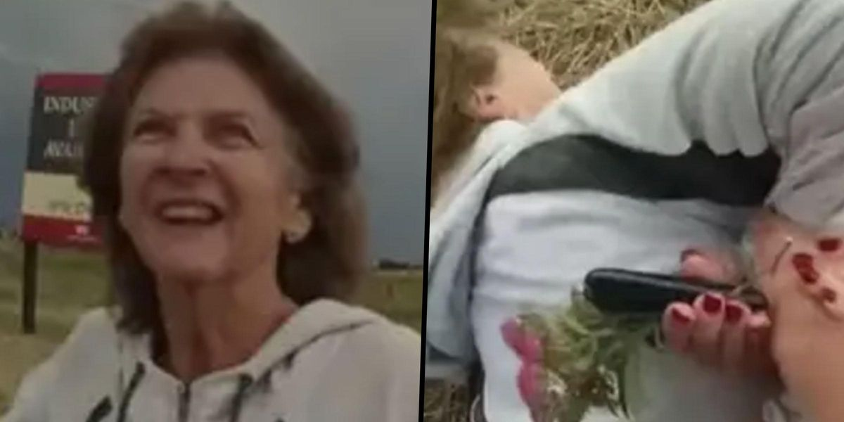 Grandmother With Dementia Sues Police After She Was Tackled Picking Flowers