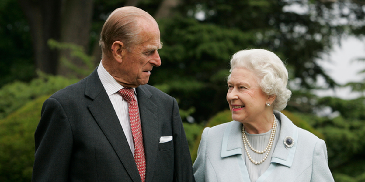 The Queen's 4 Last Words to Prince Philip