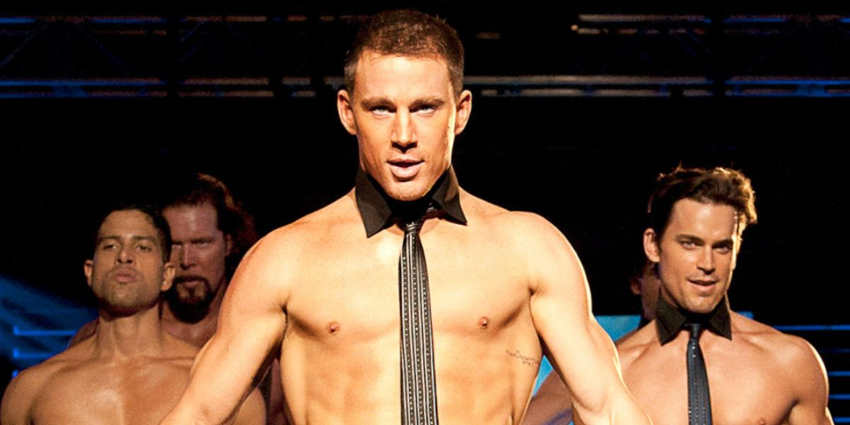 Channing Tatum Launches 'Real Magic Mike' Competition Show