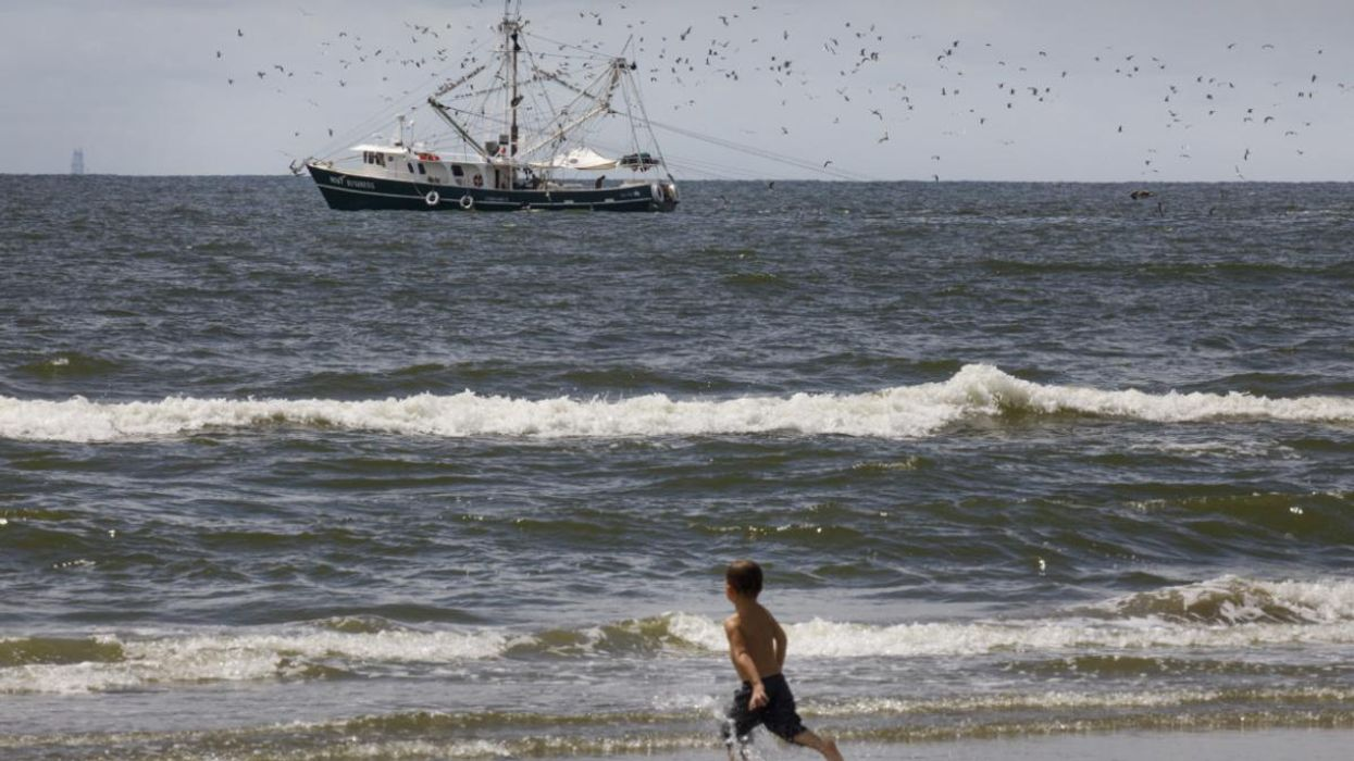 Abandoned Pipelines From the 1960s Remain on Gulf of Mexico Floor, Report Finds