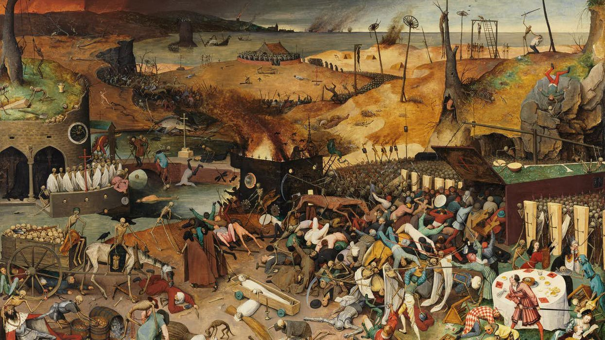 A historian identifies the worst year in human history
