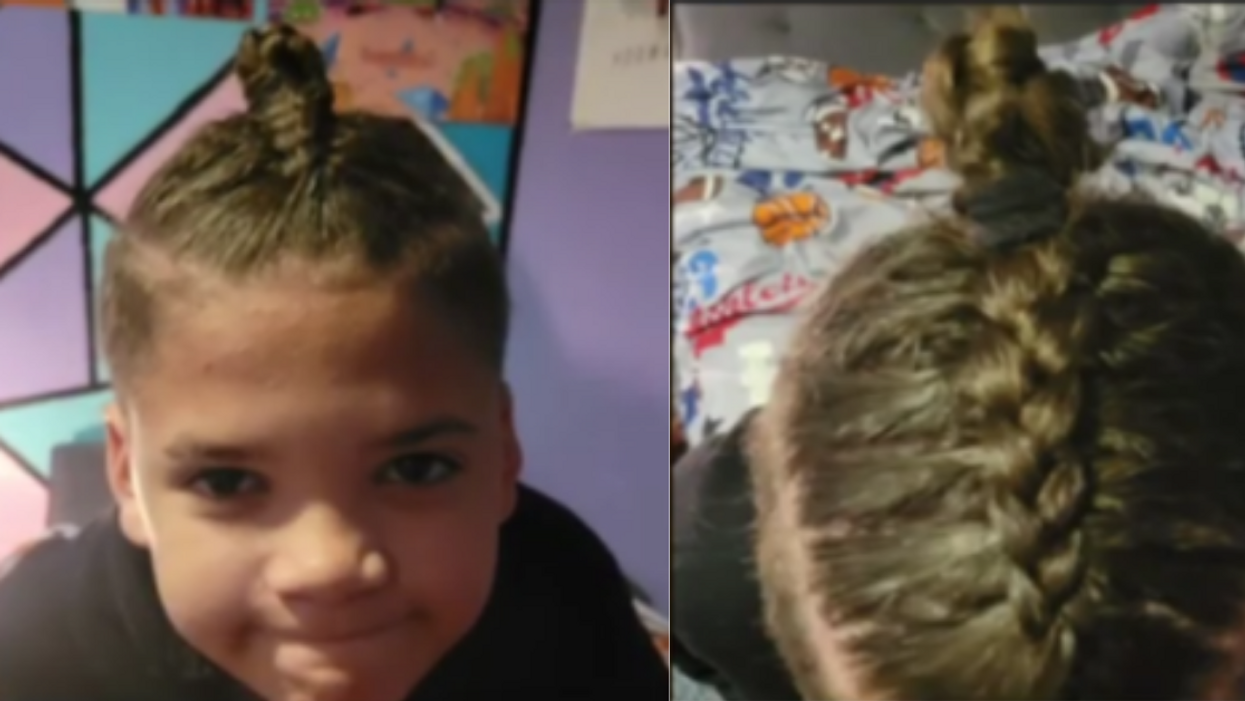 Parents Sue Texas School After Their 11-Year-Old Biracial Son Was Punished For Having Braided Hair