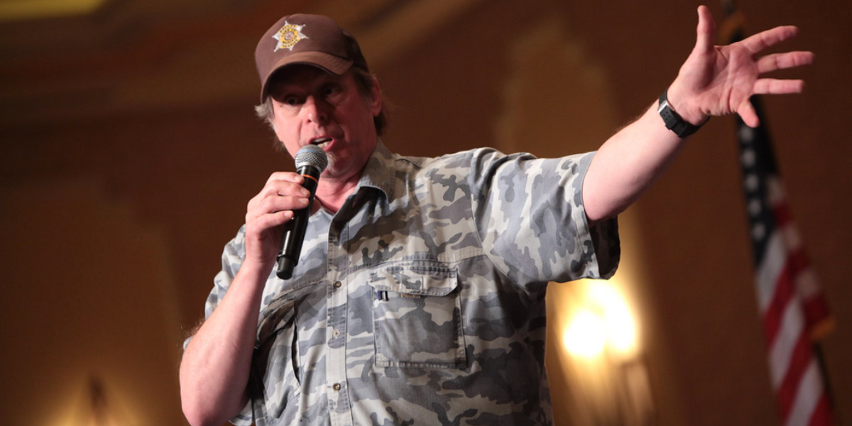 Anti-Masker Ted Nugent Gets Covid: 'I Thought I Was Dying'