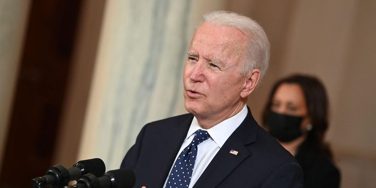 Biden, Harris Say We 'Can't Stop Here' After Chauvin Conviction