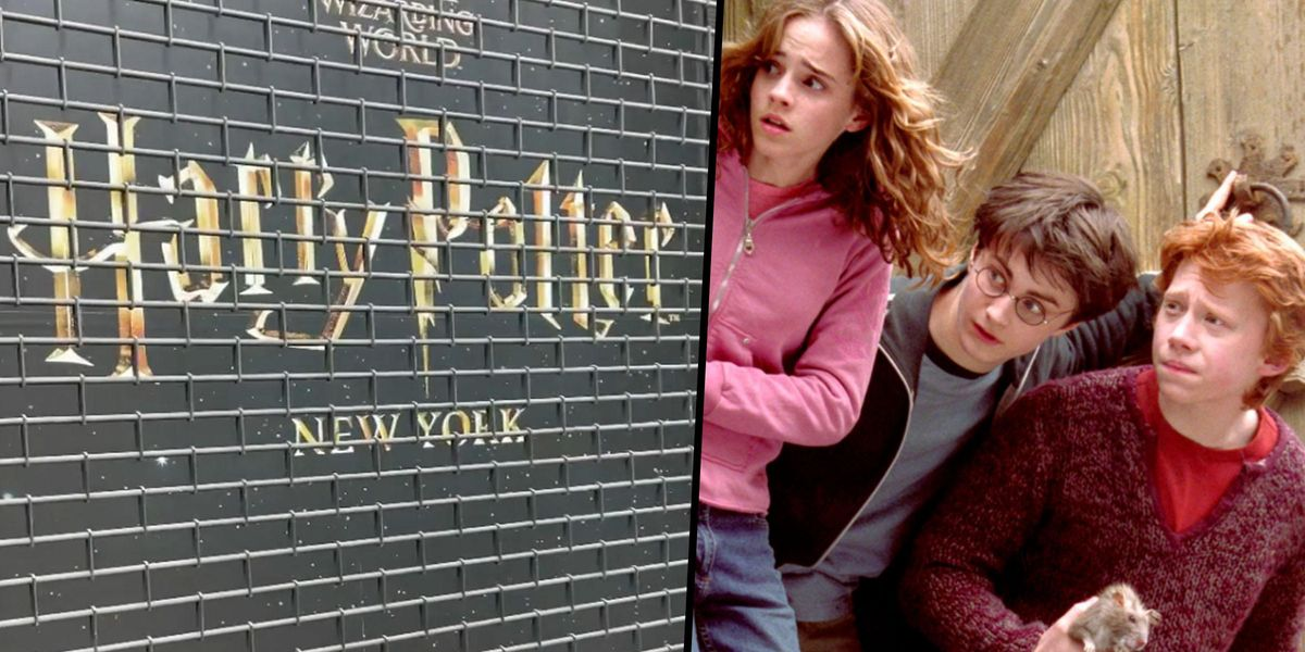 First Look At the 'Harry Potter' New York Store Has Put a Spell On Fans