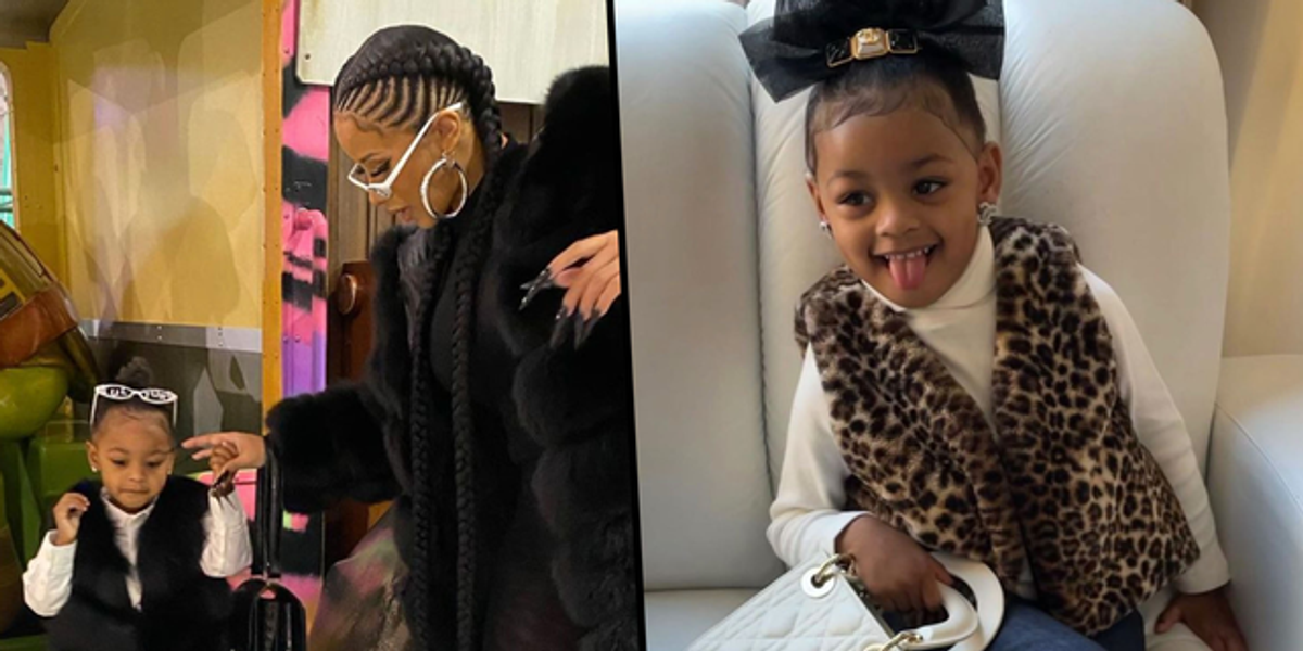 Fans Are Divided After Cardi B Spends $29,000 on Shopping Spree for 2-Year-Old Daughter